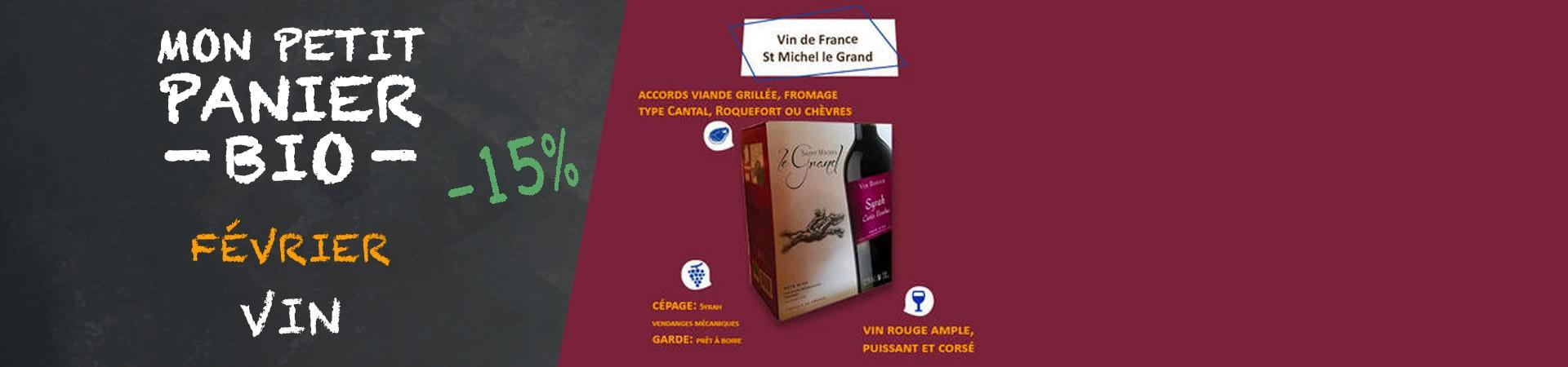 Vin De France St Michel le Grand