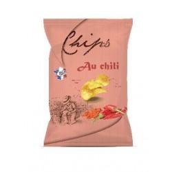 CHIPS POMMES DE TERRE CHILI 100G