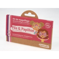 KIT MAQUILLAGE ENFANT FEEetPAPILLON