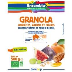 GRANOLA ABRICOT RAISIN FIGUE 500G