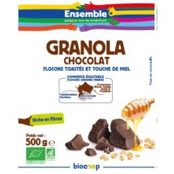 GRANOLA AU CHOCOLAT 500G