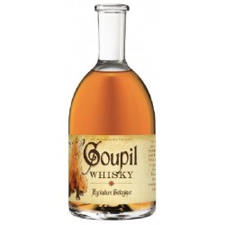 WHISKY FRANCE LE GOUPIL 40° 70CL