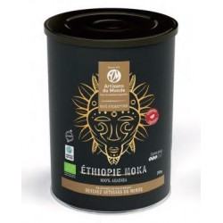 CAFE ETHIOPIE BOÎTE RECHARGEABLE 250G