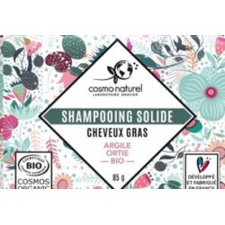 SHAMPOOING CHEVEUX GRAS SOLIDE 85G