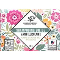 SHAMPOOING ANTIPELLICULAIRE SOLIDE 85G
