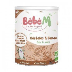 CEREALE INFANTILE CACAO 400G