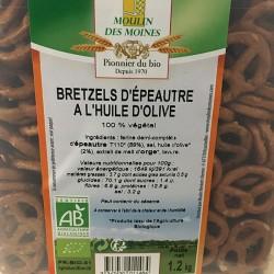 BRETZELS D'ÉPEAUTRE 1,2 KG