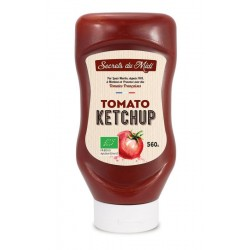 KETCHUP SUCRE CANNE FLACON SOUPLE 560G / RUPTURE