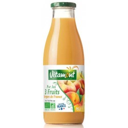 JUS MULTIFRUIT DE FRANCE 75CL