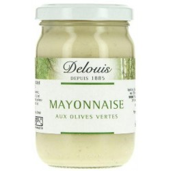 MAYONNAISE OLIVES VERTES 180G
