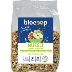 MUESLI FRUITS SARRASIN TOASTE 500G