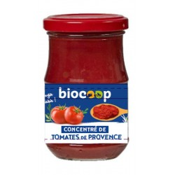 CONCENTRE DE TOMATES 22% 190G