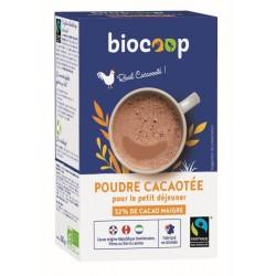 BOISSON CACAOTÉE POUDRE 32% 250 GRS