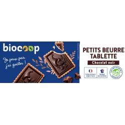 PETIT BEURRE AU CHOCOLAT NOIR 150GRS