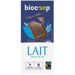 CHOCOLAT AU LAIT 100 GRS