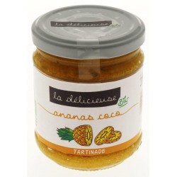 TARTINABLE ANANAS LAIT DE COCO 180G