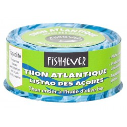 THON LISTAO HUILE OLIVE 160G