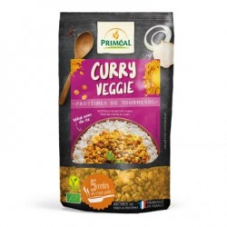 CURRY VEGGIE TOURNESOL 150G
