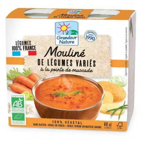 MOULINE LEGUMES VARIES 2X30CL