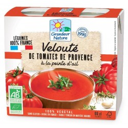 VELOUTE TOMATE PROVENCE LEGUMES 2X30CL