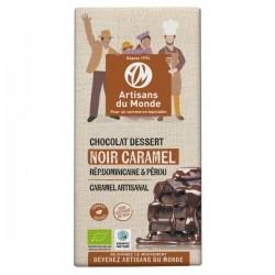 CHOCOLAT NOIR CARAMEL DESSERT 180G