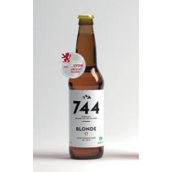 BIERE BLONDE 33CL