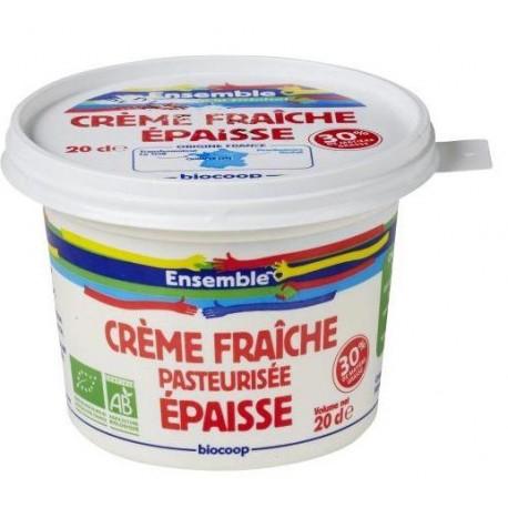 CRÈME FRAÎCHE ÉPAISSE 30%MG 20CL
