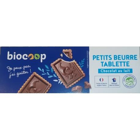 PETITS BEURRES AU CHOCOLAT AU LAIT 150 GRS