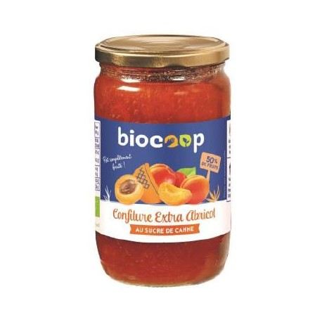 CONFITURE ABRICOT EXTRA 310G