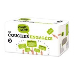 COUCHES BEBE T3 4-9KG (50)