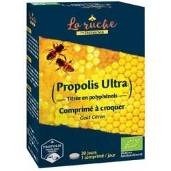 PROPOLIS A CROQUER COMPRIME (20) 41G