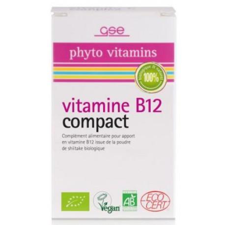 VITAMINE B12 COMPACT COMPRIME 34G