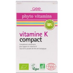 VITAMINE K COMPACT COMPRIME 34G