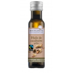 HUILE CACAHUETE GRILLEE 100ML