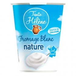 FROMAGE BLANC 20%MG 400GRS