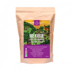 CAFE EN GRAINS TRIUNFO VERDE 1KG