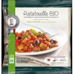 RATATOUILLE CUISINEE 450G