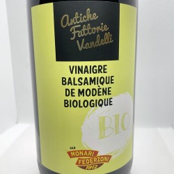 VINAIGRE BALSAMIQUE BASIQUE MODENE 1L