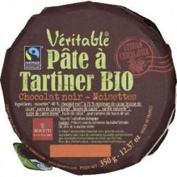PÂTE À TARTINER NOISETTE CHOCO NOIR 350 GRS