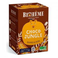 TISANE CHOCO JUNGLE 20X1,5G