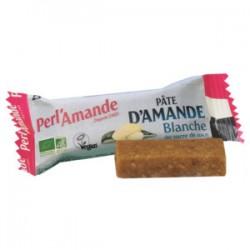 BARRE PÂTE D AMANDE SUCRE DE COCO 25G