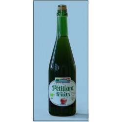 PÉTILLANT DE FRUITS 75CL