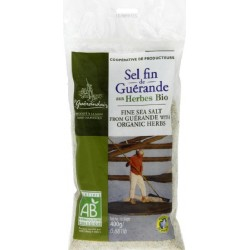 SEL AUX HERBES 400G
