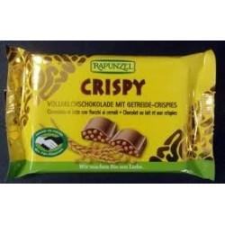 CHOCOLAT LAIT CRISPY 100 GRS