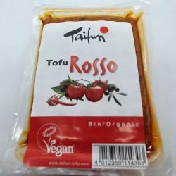 TOFOU ROSSO OLIVES ET TOMATES 200GRS