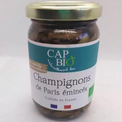 CHAMPIGNONS DE PARIS EMINCES 110G