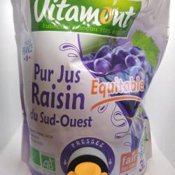 JUS DE RAISIN ROUGE 3L