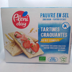 TARTINE CRAQUANTE BLE COMPLET 150G