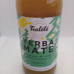 BOISSON INFUSEE MATE GLACE MENTHE 33CL