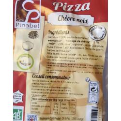 PIZZA CHEVRE NOIX 140G